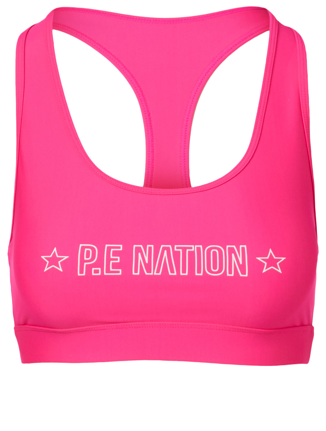 PE NATION Swish Sports Bra Women's Pink