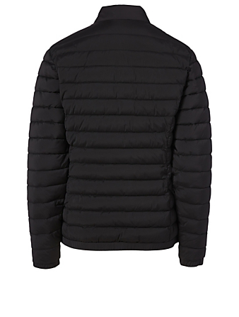 MOOSE KNUCKLES Wild Rose Puffer Jacket Women's Black