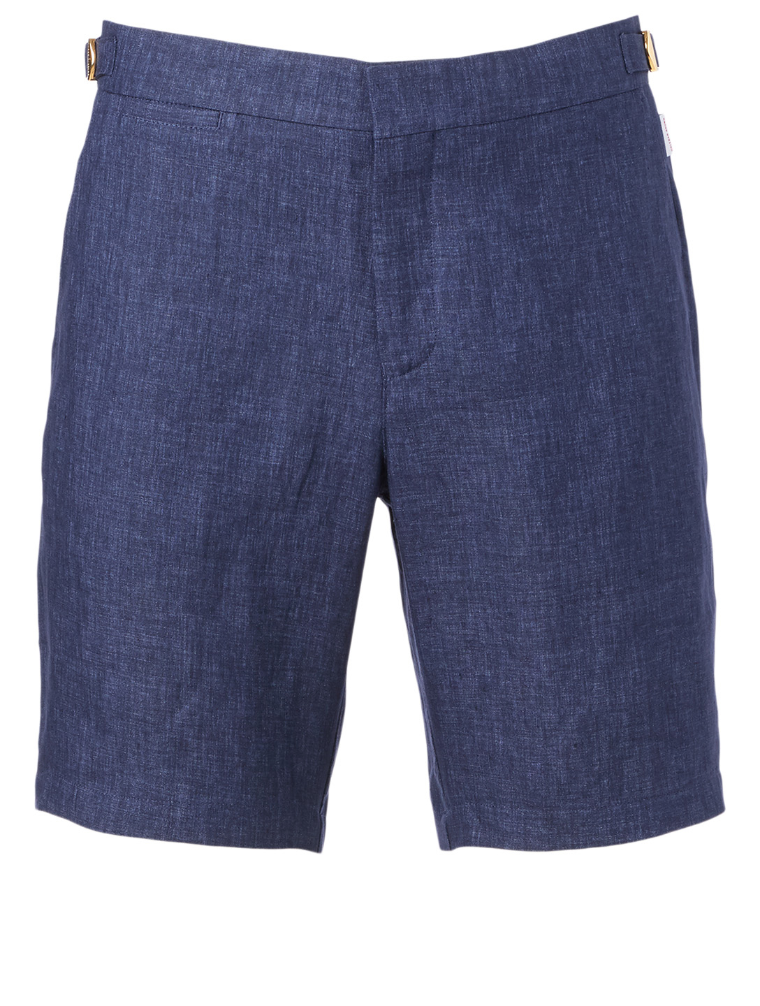 ORLEBAR BROWN Norwich X Linen Shorts Men's Blue