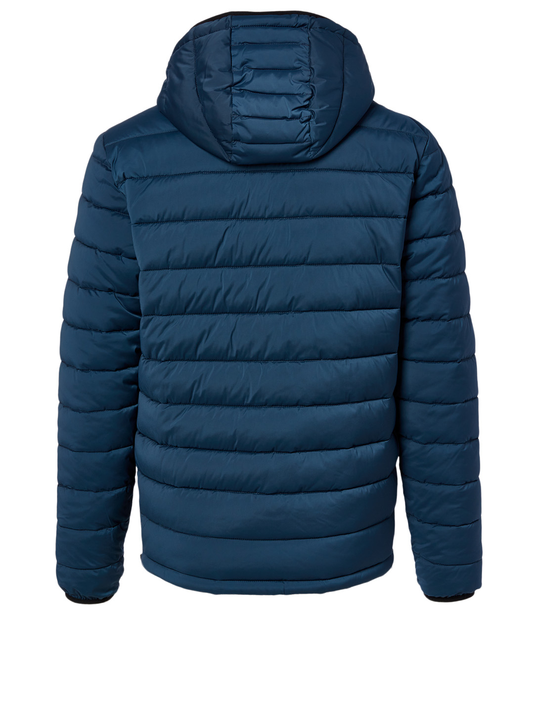 MOOSE KNUCKLES Roughstock Down Jacket With Hood Men's Blue