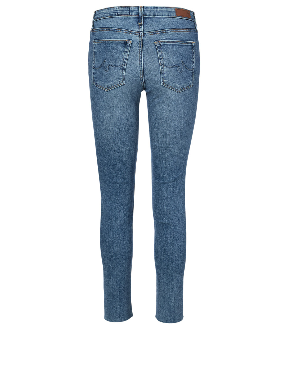 AG Prima Ankle Jeans Women's Blue