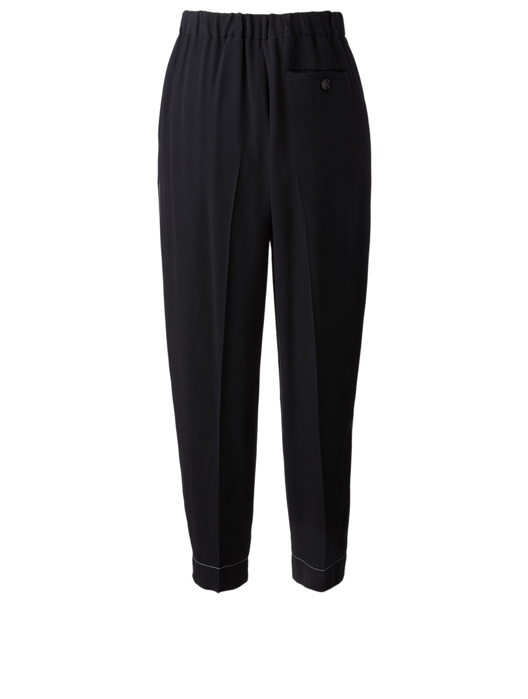 MARNI High-Waisted Pants Women's Blue