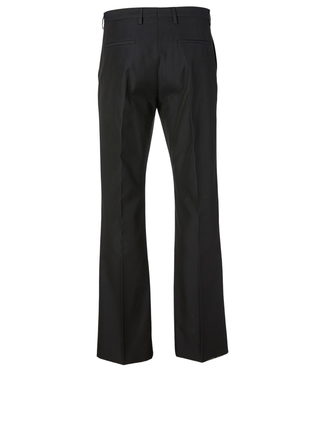 ACNE STUDIOS Cotton-Blend Pants Men's Black