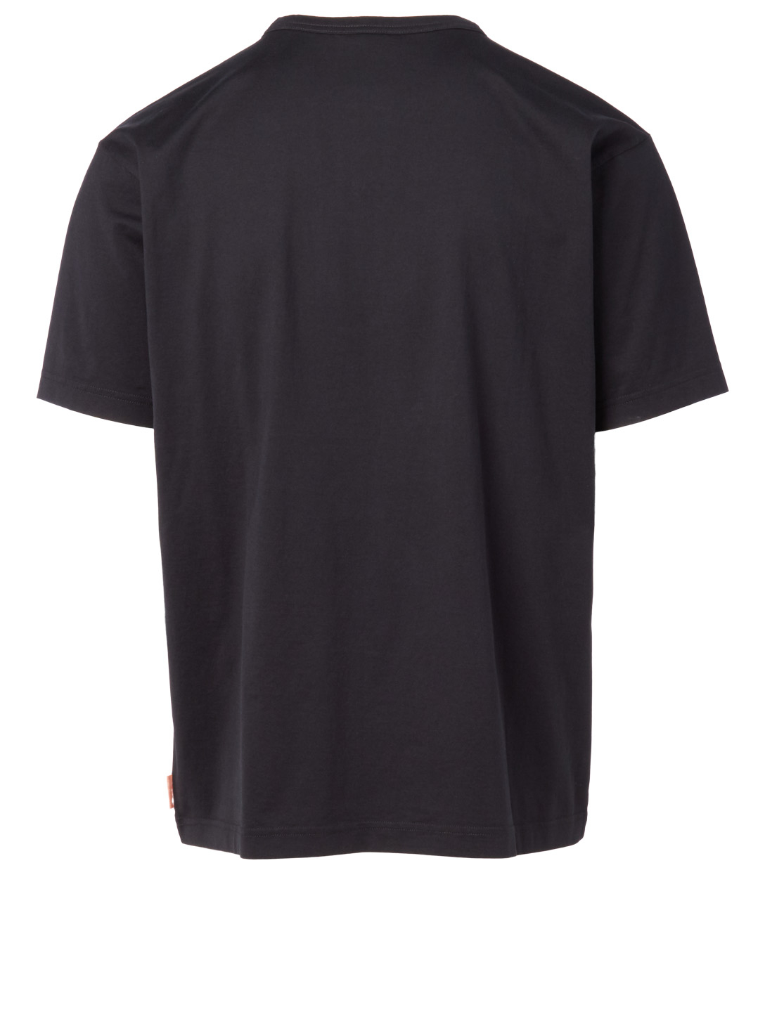 ACNE STUDIOS Cotton T-Shirt Men's Black