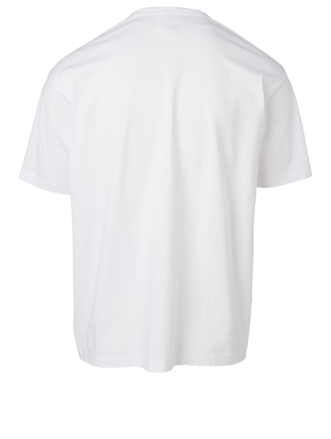 ACNE STUDIOS Cotton T-Shirt Men's White