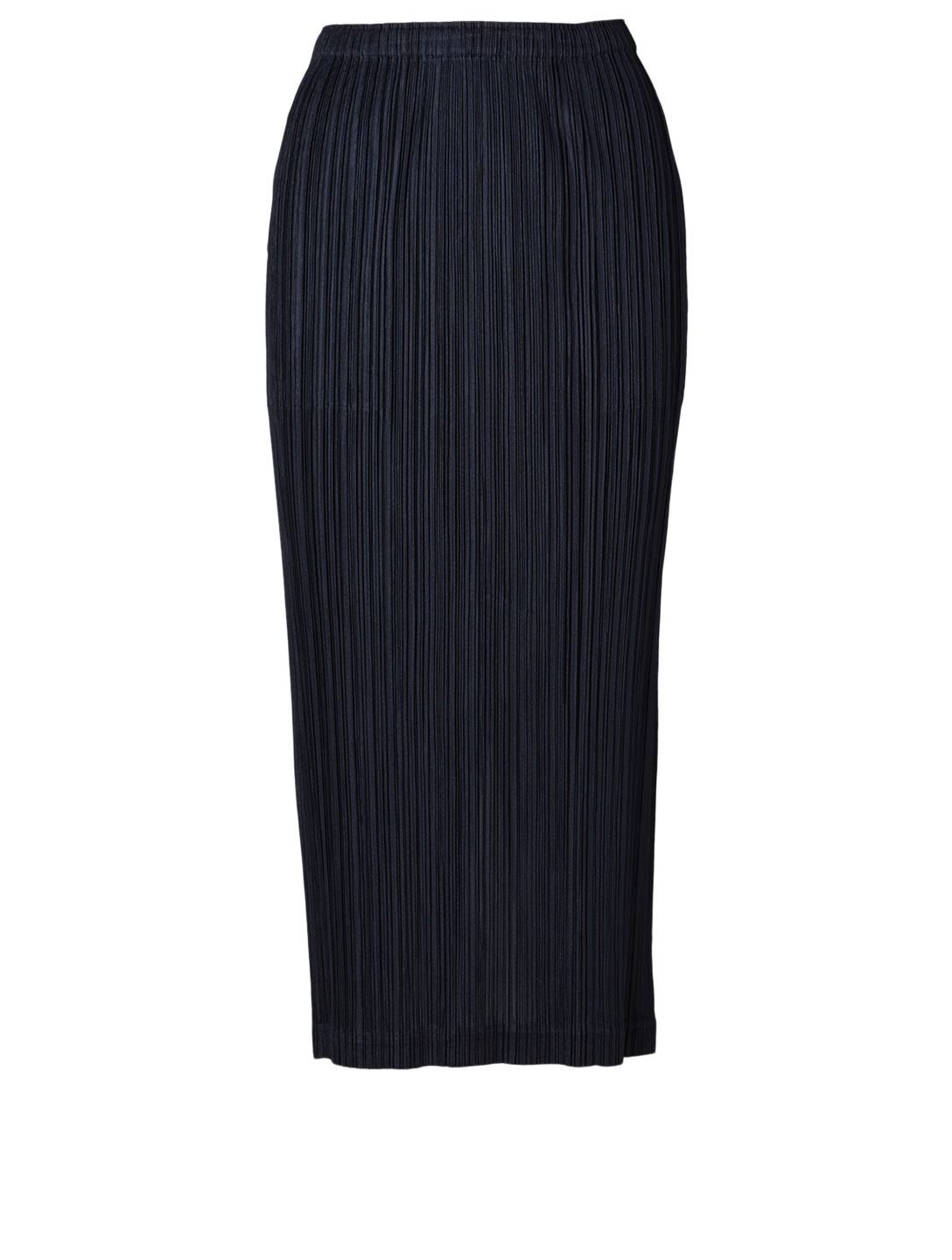 PLEATS PLEASE ISSEY MIYAKE Jupe midi Thicker Bottoms Femmes Bleu