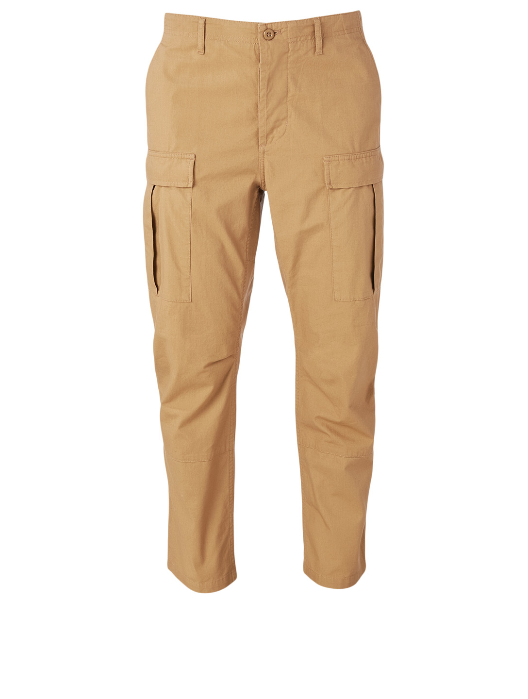 BALENCIAGA Cotton Army Pants Men's Beige