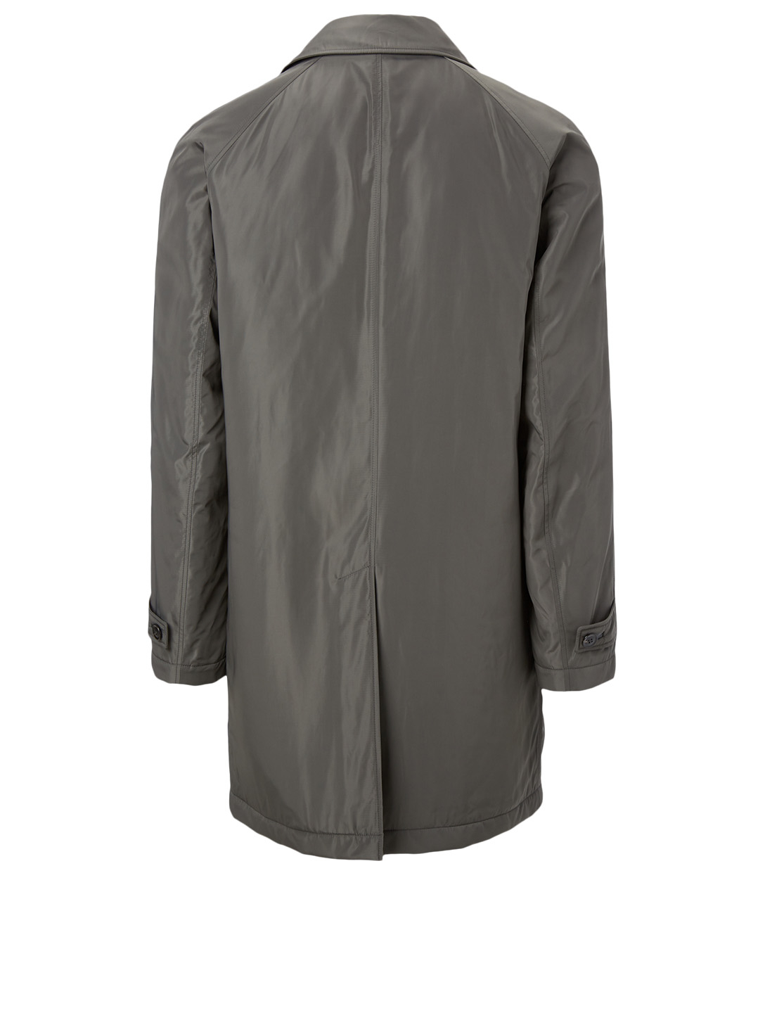 TOM FORD Ovatta Rain Coat Men's Grey