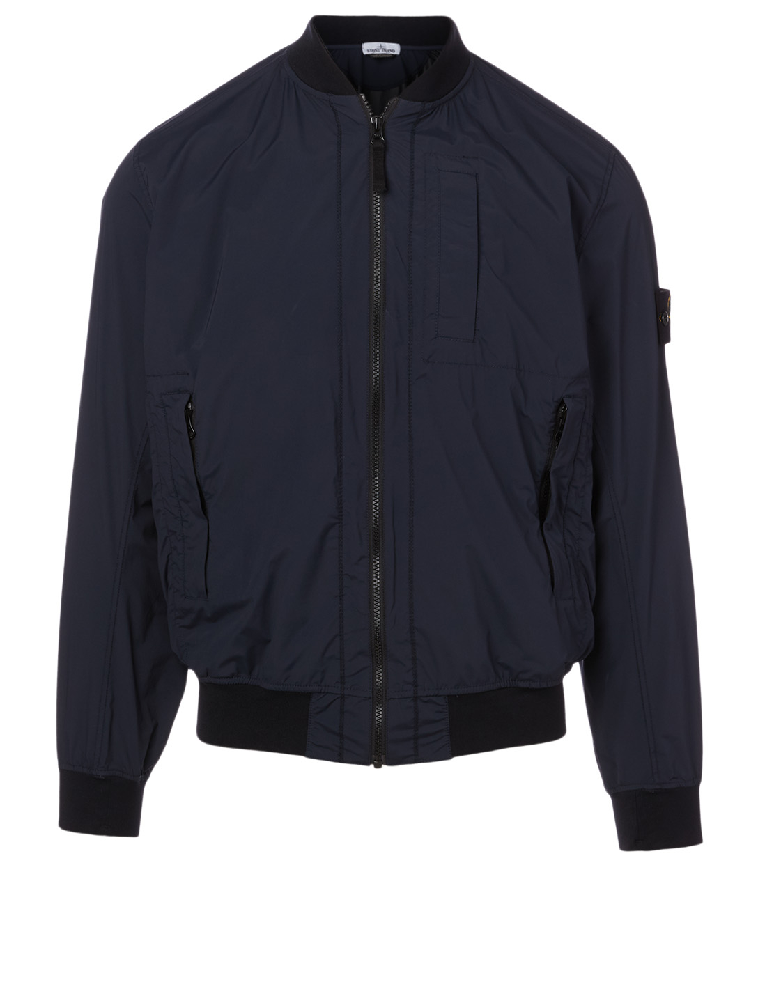 STONE ISLAND Nylon Packable Jacket Men's Blue