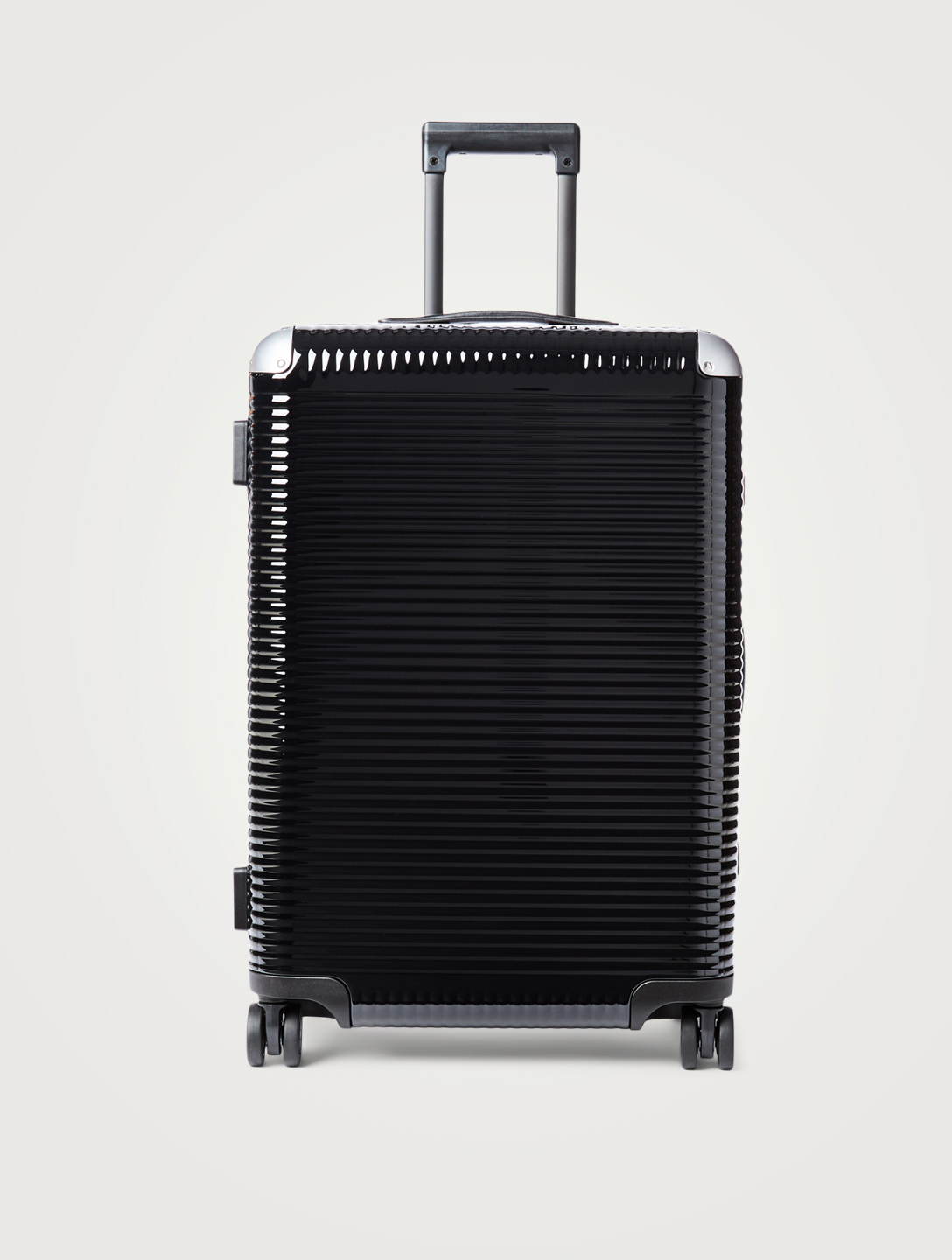 FPM Bank Light Spinner 68 Suitcase Luggage Black