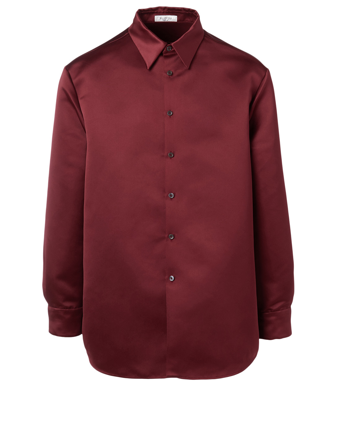 VALENTINO Duchesse Shirt Men's Red