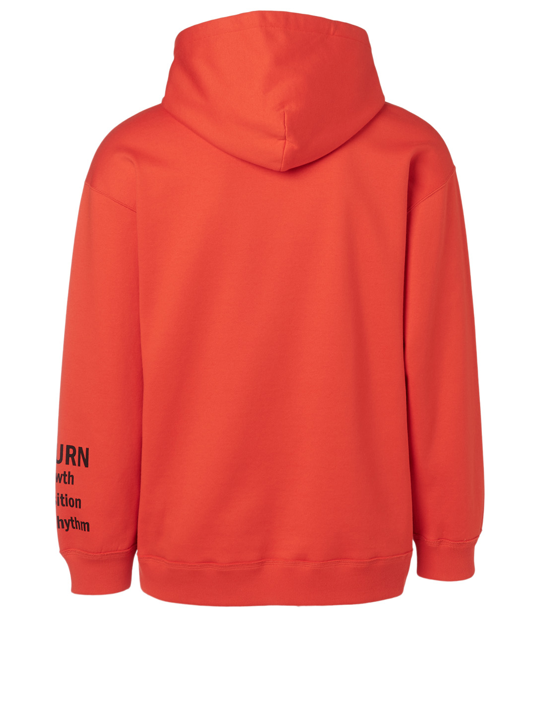 VALENTINO Soul Planets Hoodie Men's Orange