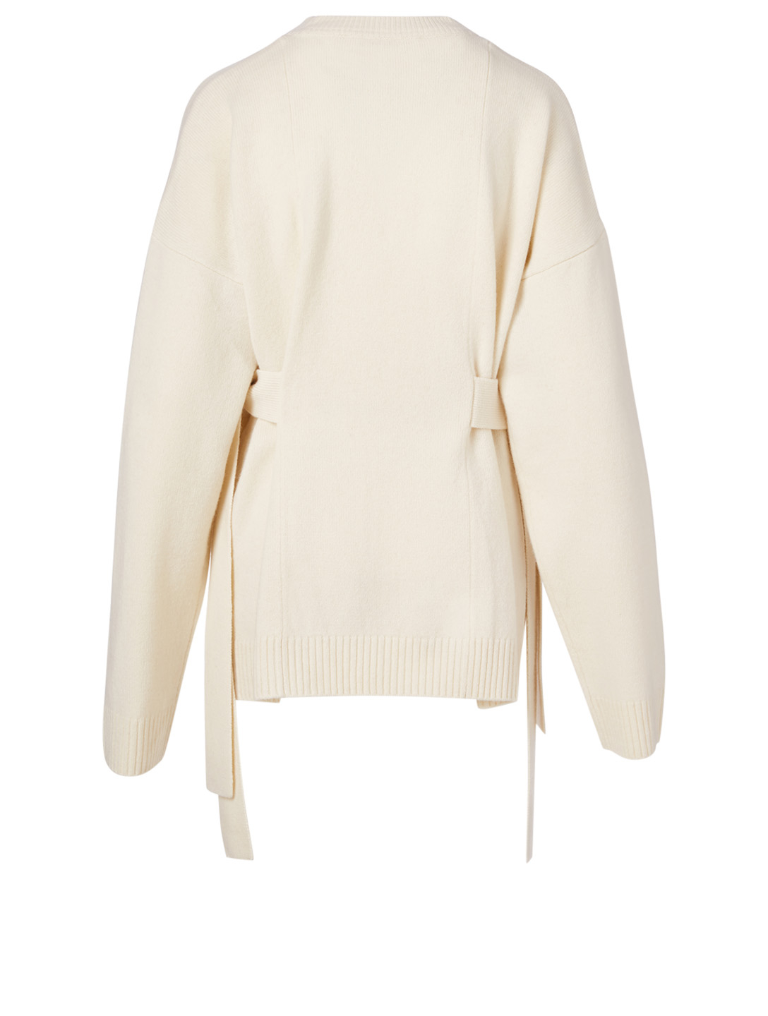 MCQ ALEXANDER MCQUEEN Wool And Cashmere Sweater Women's White