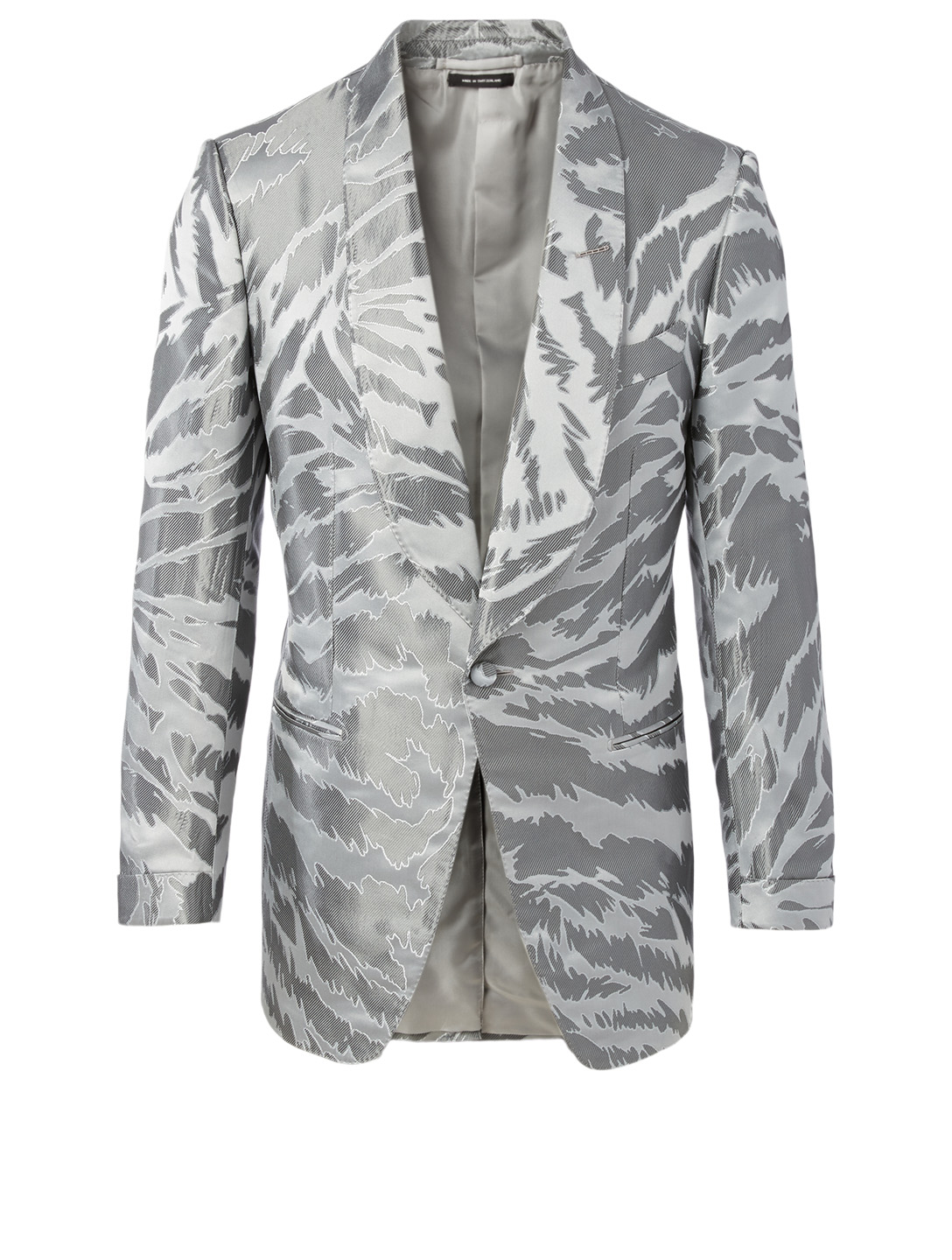 TOM FORD Atticus Cocktail Jacket Men's Grey