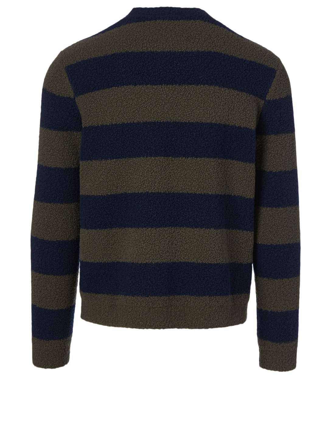 CRAIG GREEN Wool-Blend Sweater With Hole Men's Multi