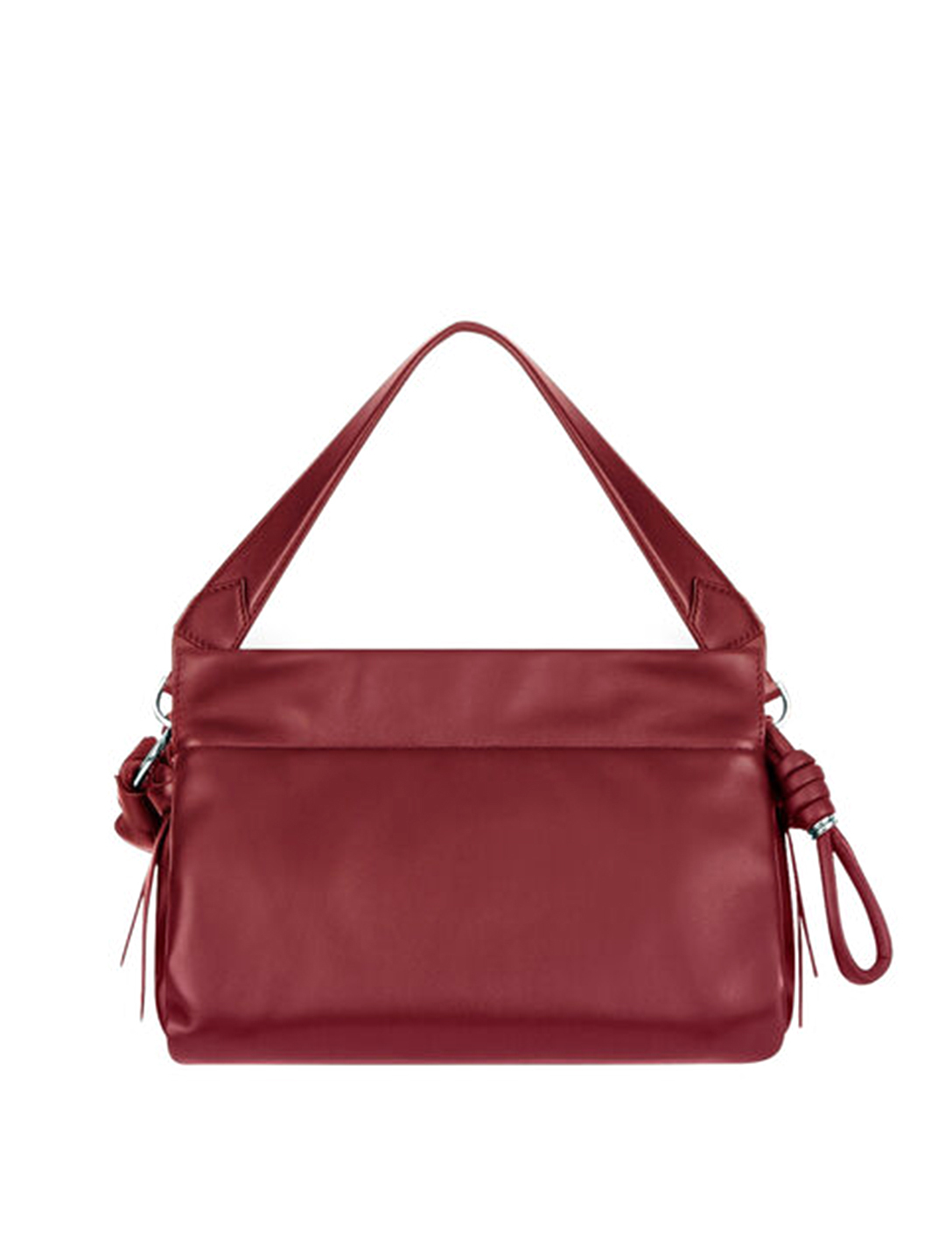 GIVENCHY Sac ID93 en cuir, taille moyenne Femmes Rouge