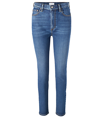 BOYISH Jean moulant The Zachary Femmes Bleu