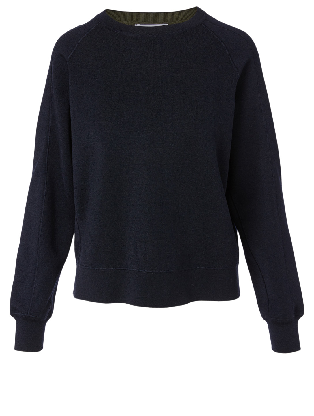 MAISON ULLENS Cashmere And Silk Sweater Women's Blue