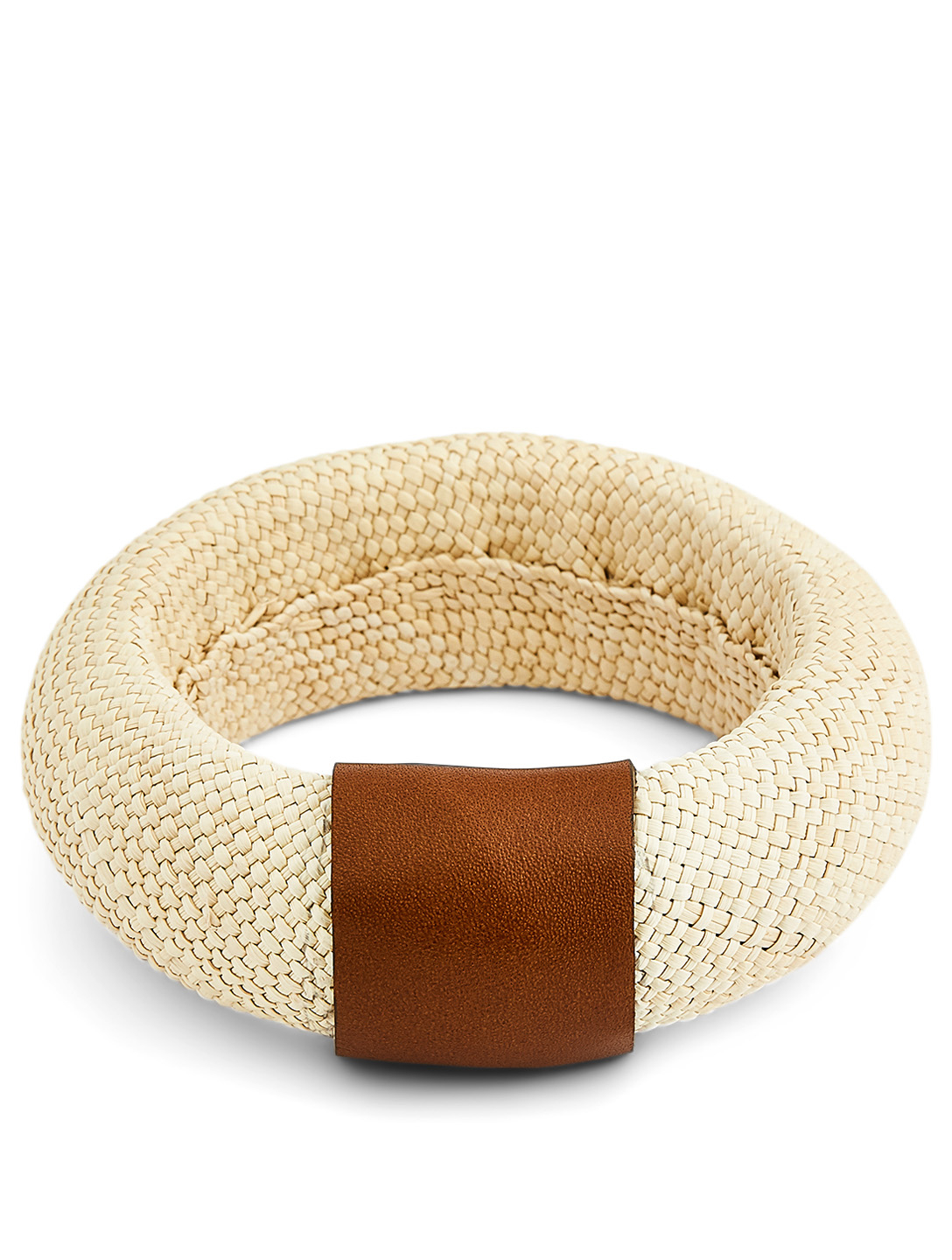 MOLA SASA Iraca Bangle Bracelet H Project Neutral