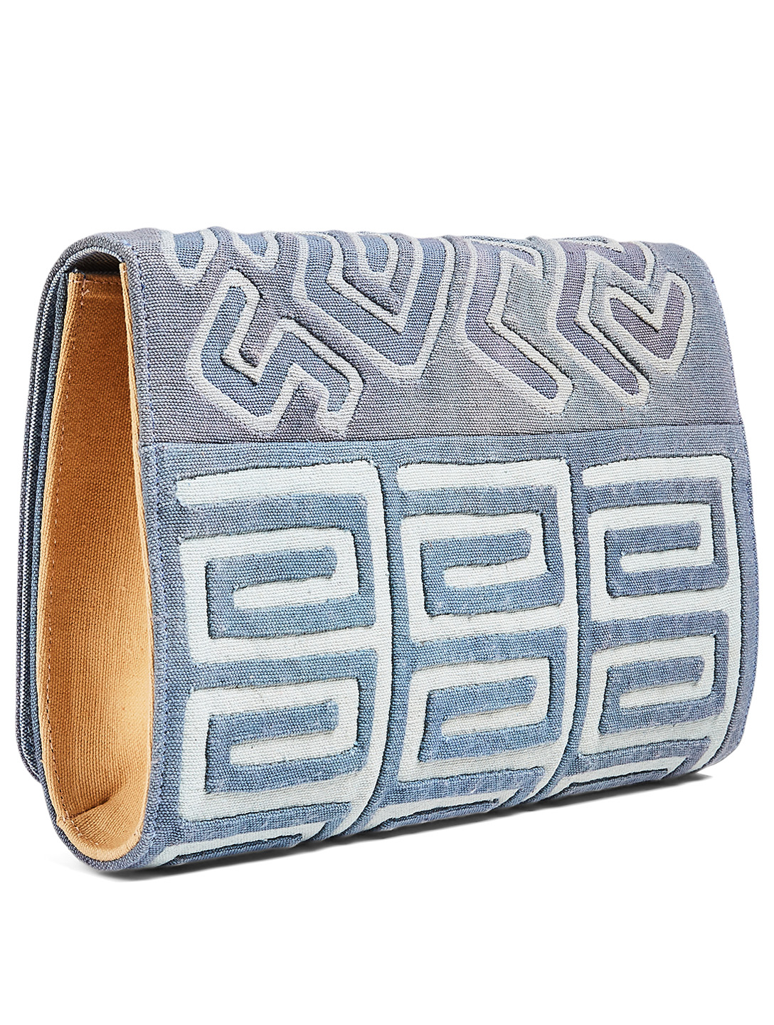 MOLA SASA Kuna Envelope Clutch H Project Multi