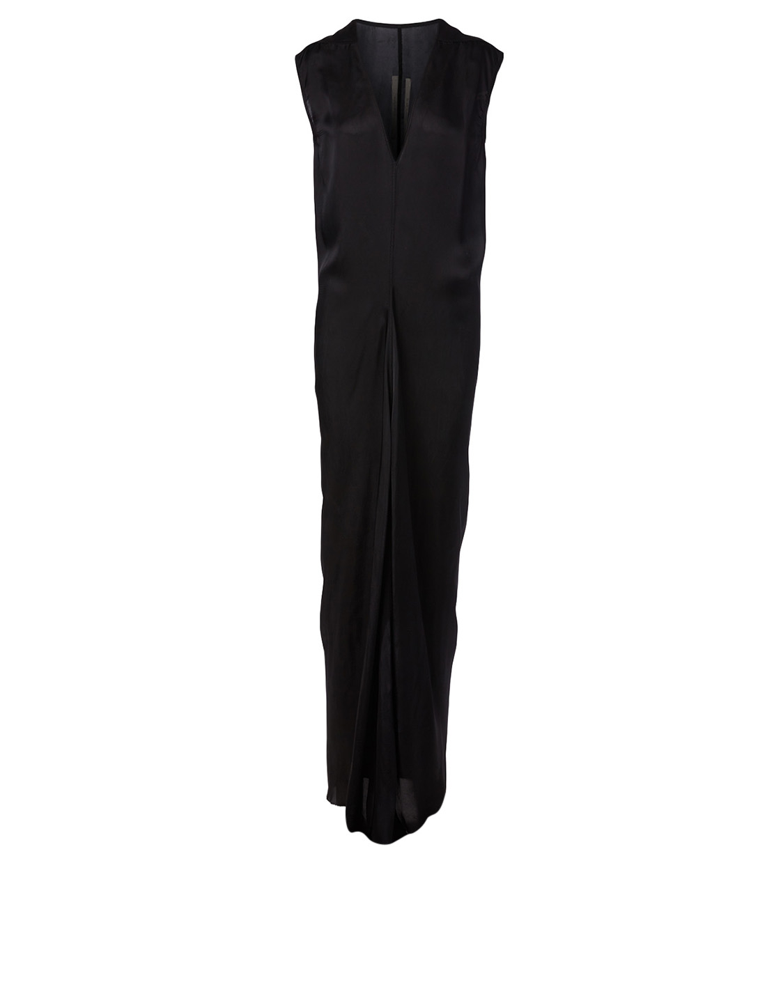 RICK OWENS Tecuatl Long Dress Women's Black