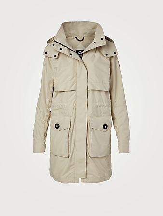 CANADA GOOSE Cavalry Trench Coat Women's Beige