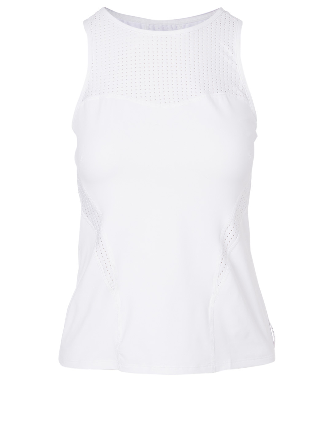 MICHI Galaxy Tank Top Women's White