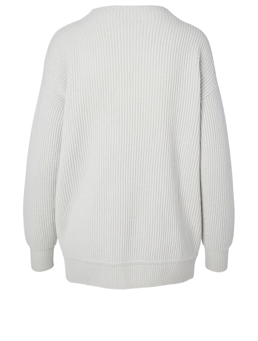 MAX MARA Verace Wool And Cashmere Sweater Women's Grey