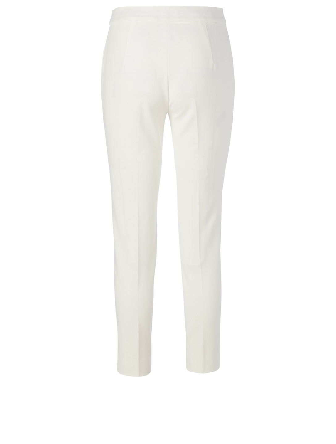 MAX MARA Pegno Slim Pants Women's White