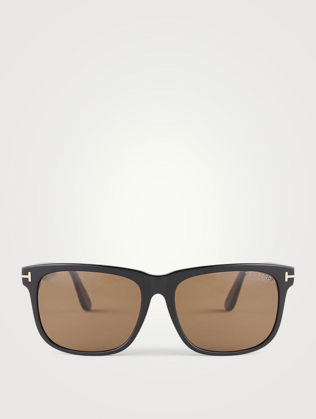 TOM FORD Stephenson Square Sunglasses Men's Black