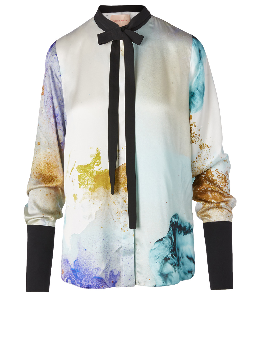 ROKSANDA Carone Silk Shirt Women's Multi