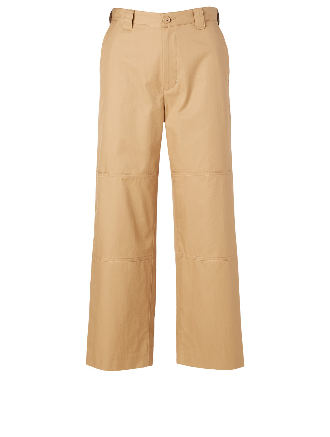 MM6 MAISON MARGIELA Cotton Cargo Pants Women's Beige