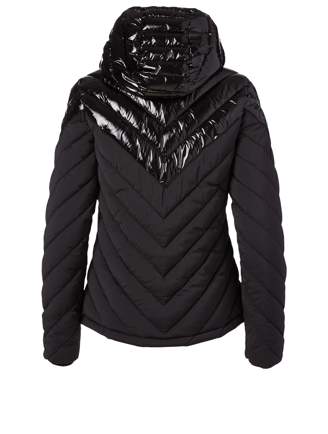 MOOSE KNUCKLES Exhibition Puffer Jacket Women's Black