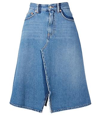 Women S Designer Jean Skirts,Custom Design Apparel
