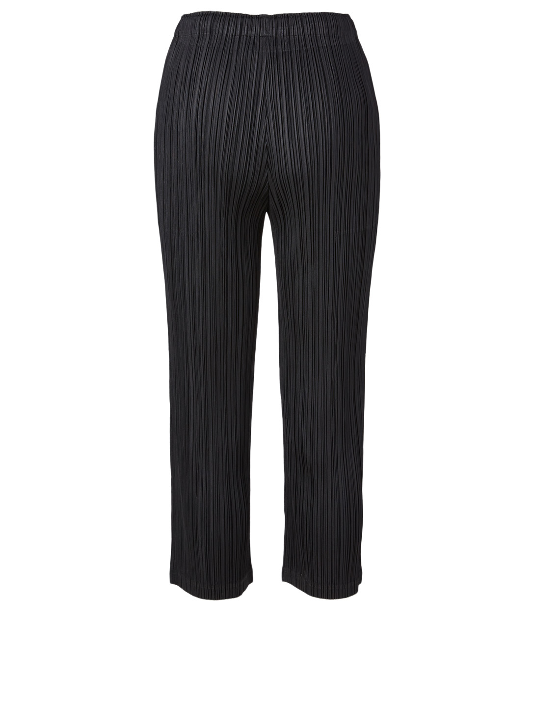 PLEATS PLEASE ISSEY MIYAKE Thicker Bottoms Pants Women's Black