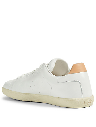 TOD'S Cassetta Leather Sneakers Women's White
