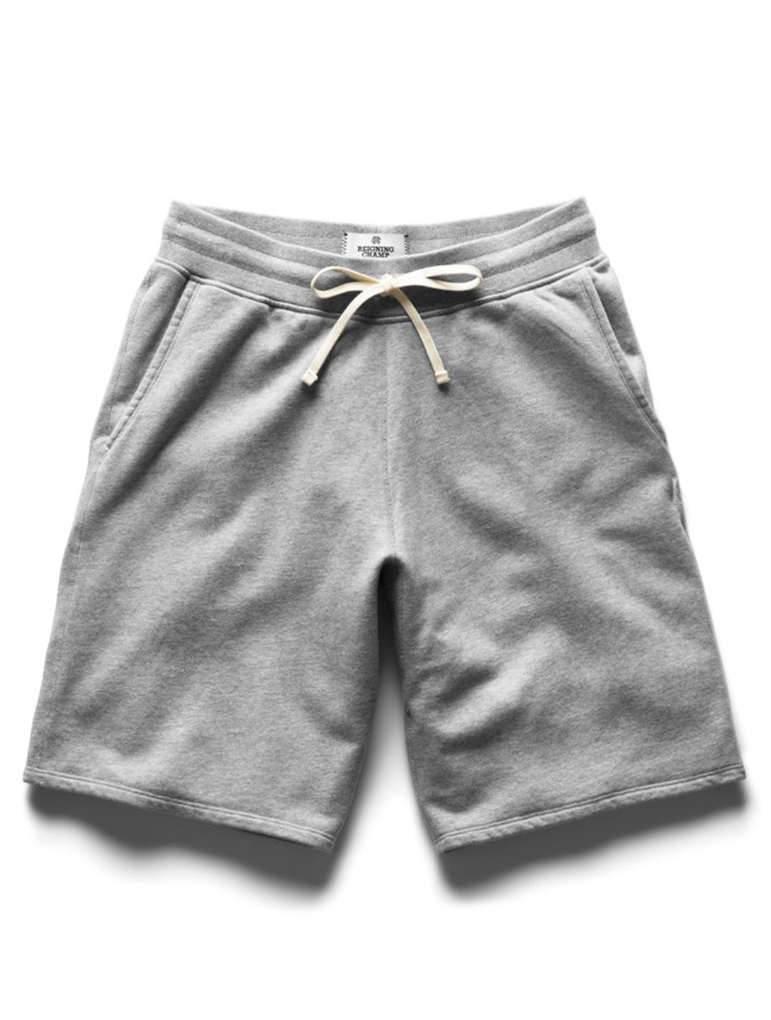 REIGNING CHAMP Terry Cotton Sweatshorts Men's Grey