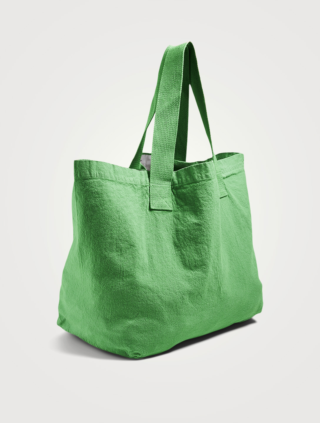 SPORTY & RICH SRWC Logo Tote Bag Women's Green