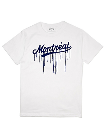 ARTGANG Montreal Cotton T-Shirt Men's White