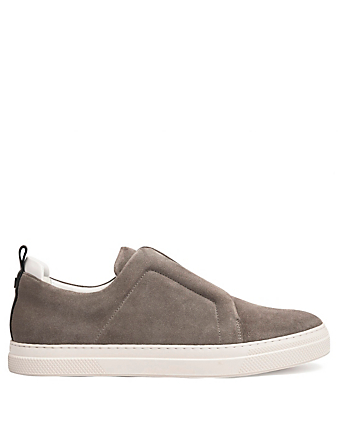 PIERRE HARDY Sneakers à enfiler Hommes Gris
