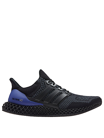 ADIDAS Ultra4D Knit Running Shoes Men's Black