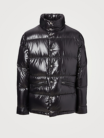 MONCLER Rateau Down Jacket Men's Black