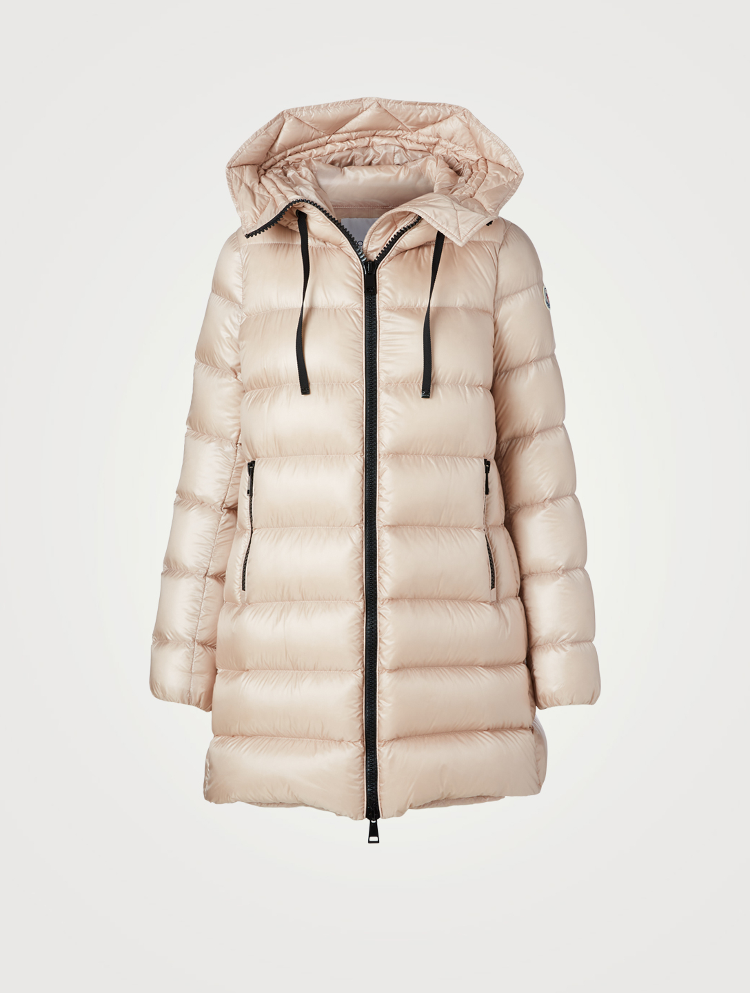 MONCLER Suyen Down Parka With Hood Women's Pink