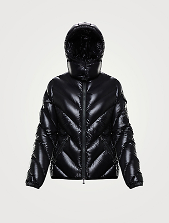 MONCLER Brouel Down Jacket Women's Black