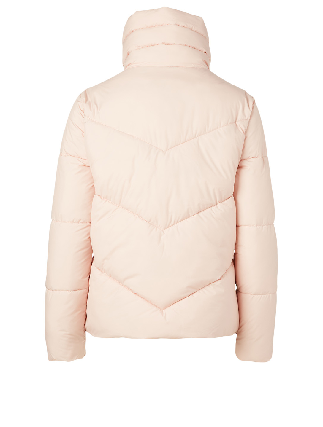 SAVE THE DUCK Recycled Puffer Jacket H Project Pink