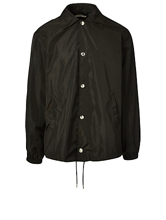 GIVENCHY Windbreaker Jacket With Refracted Logo Men's Multi