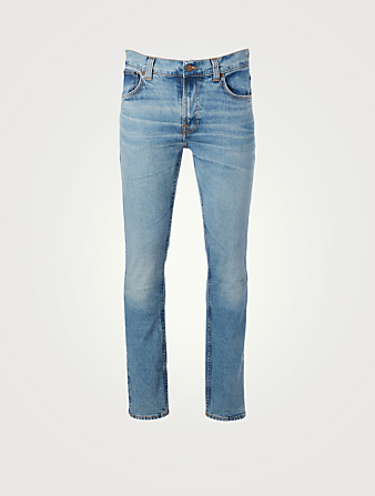 NUDIE Lean Dean Slim Jeans Men's Blue