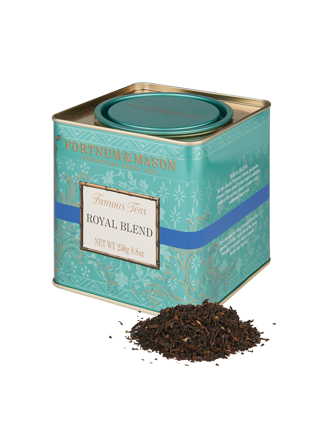 FORTNUM & MASON Royal Blend Loose Leaf Tea Tin Gifts