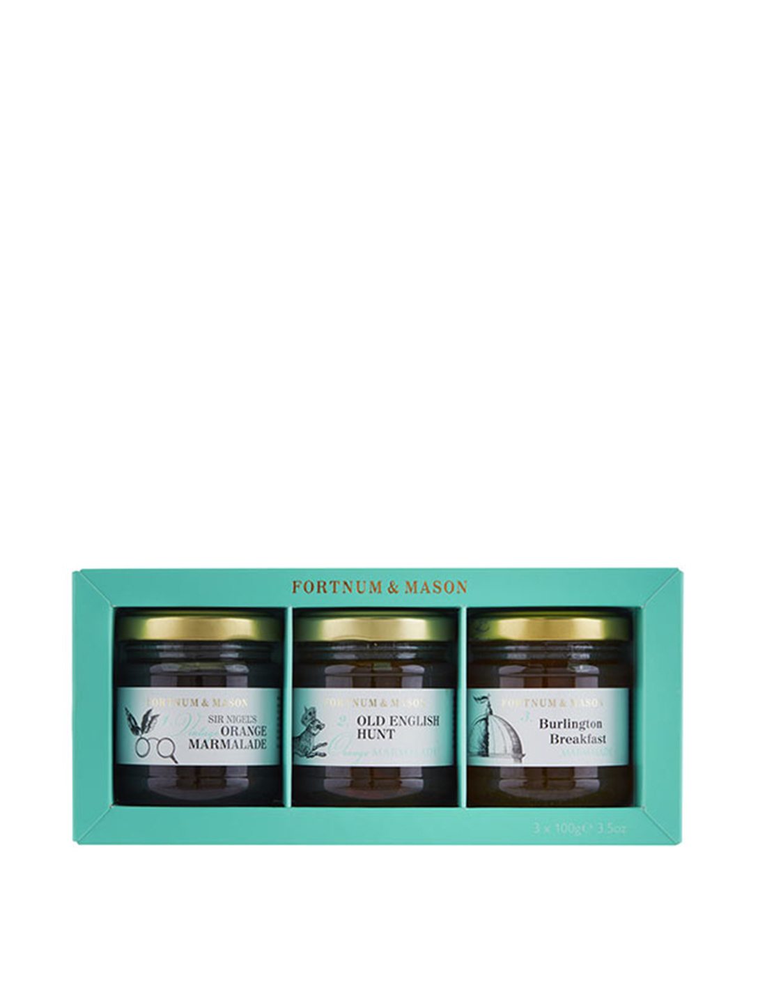 FORTNUM & MASON Marmalade Trio Taster Gift Pack Gifts
