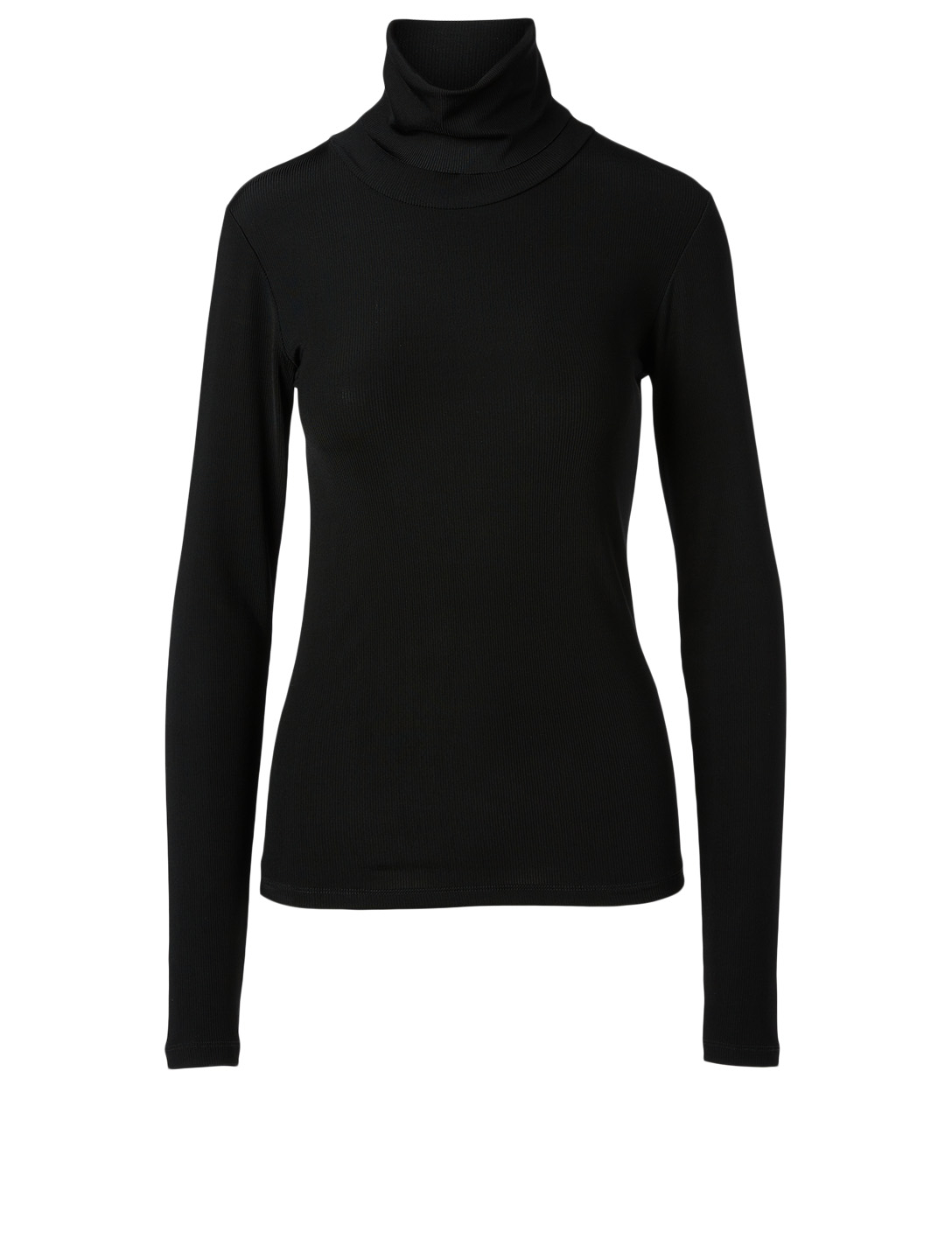 BIRGITTE HERSKIND Bea Turtleneck Knit Top Women's Black
